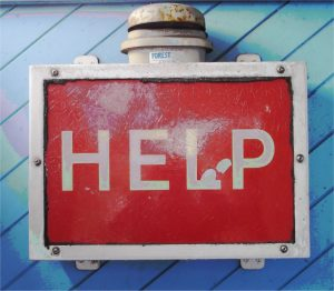 Help - photo credit: Bart Maguire http://flic.kr/p/6439SA